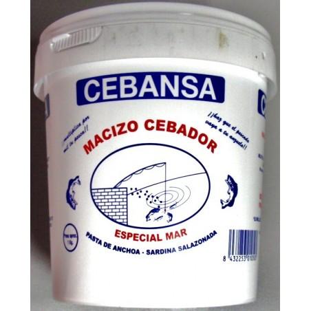 CEBANSA MACIZO CEBADOR ESPECIAL MAR