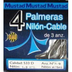 MUSTAD PALMERAS NILON-CABLE